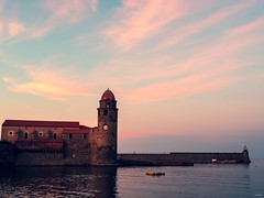 Collioure sera toujours Collioure... #landscape #landscapephotography #sea #sunset #night #collioure #PyreneesOrientales #payscatalan #Occitanie #gx9 #lumixfrance #France #tourisme (Lexlutin66) Tags: landscape landscapephotography sea sunset night collioure pyreneesorientales payscatalan occitanie gx9 lumixfrance france tourisme