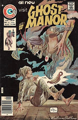 Ghost Manor 30 (WesternOutlaw) Tags: ghostmanor horrorcomics charltoncomics