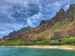 Kauai, Hawaii (The Wide Wide World) Tags: kauai hawaii napali coast