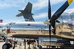 B-29 Superfortress (dpsager) Tags: 2018 b29 boeingb29superfortress dpsagerphotography doc eaaoshkoshairshow metabones military oshkosh wwii warbird wisconsin aircraft airplane airshow superfortress eaa airventure osh18