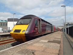 43301 Paignton (2) (Marky7890) Tags: xc 43301 class43 hst 1v44 paignton railway devon rivieraline train