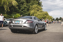 Mercedes McLaren SLR (Dylan King Photography) Tags: carsandcoffee coffeeandcars vancouver vancity bc canada