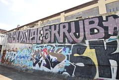 WYLD ? SKRUB (TheGraffitiHunters) Tags: graffiti graff spray paint street art colorful pa pennsylvania philly philadelphia bando abandoned building wyld skrub roller