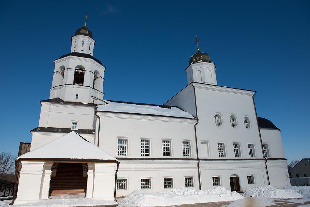 фото: Вознесенский собор