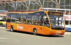 YJ12PKE Trent Barton 822 (martin 65) Tags: transport trent travel wrightbus optare versa vehicle enviro e200 mmc derbyshire derby mansfield nottinghamshire road public barton wellgrade buses bus