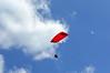 Going Down (Sotosoroto) Tags: dayhike hiking washington issaquah poopoopoint chiricotrail tigermountain paragliding sky cloud