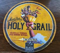 I wish I had tried this beer! (Alaskan Dude) Tags: tassliema malta mt travel europe valletta art iphone iphone6photo