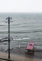 Aberystwyth (RedPlanetClaire) Tags: wales cardigan bay aberystwyth ceredigion holiday resort rain coast sea