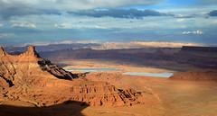 UTAH - DEAD HORSE POINT STATE PARK (AlCapitol) Tags: deadhorsepoint statepark canyonlands nikon d800 utah potashpond