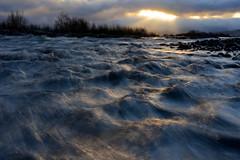 31/52Weeks At 55mm (Lyndon (NZ)) Tags: week312018 52weeksin2018 weekstartingmondayjuly302018 water river motion 3152 waingawa ilce7m2 55mm sony sunset longexposure