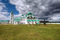 20180609-105419-Карелия (vdirenko) Tags: russia lodeinopolskiydistrict alexandersvirskymonastery monastery