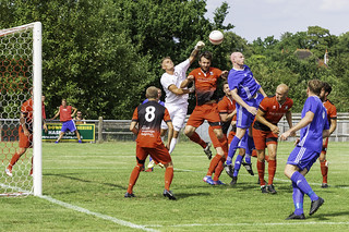 Hassocks v Broadbridge Heath 1-1 04.08.18