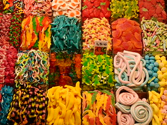Sweet dreams (Couldn't Call It Unexpected) Tags: sweets sugar atrayfullofdiabetes barcelona lol lollies spain