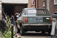1972 Fiat 128 Coupé 1300 S (NielsdeWit) Tags: nielsdewit car vehicle 93jp44 favourite ede fiat 128 coupé s sl 1300
