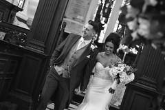 Wedding Day (kieranjones380) Tags: wedding celebration celebrate love couple beauty blackwhite bw church art nikon d3200 18200