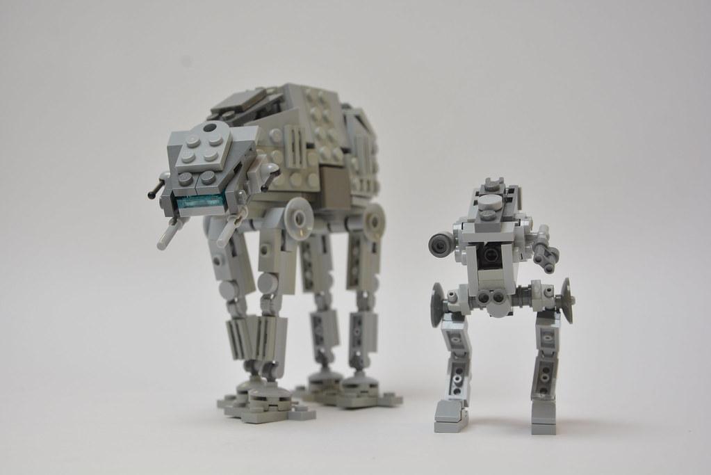 The world 39 s best photos of minibricks flickr hive mind - Lego star wars tb tt ...
