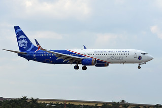 N265AK Boeing B737-990(ER) KFLL 09-04-18