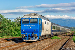 GM 1392 - Sibiu Gr. Selimbar Hm (Desiro256) Tags: cfr trenuri trains gm emd egm electro motive diesel general motors usa la grange illinois motor 8710g3 lde2100 locomotiva electrica electroputere craiova romania modernizare 92 53 6413921 rosntfc uic 6513923 depou sibiu calatori ir346 ruta tren international dacia viena nord bucuresti judet vagon peisaj podu olt gr selimbar hm muntii fagaras carpati dealuri statie gara triaj halta miscare linia transilvania schema de vopsire albastru alb magistrala 200