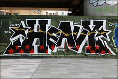 Heavy (Alex Ellison) Tags: heavy eastlondon urban graffiti graff boobs