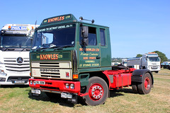 SRL309L 1980 Bedford TM in the livery of Sid Knowles. (day 192) Tags: kelsall kelsallsteamvintagerally steamrally transportrally transportshow lorries lorry wagon truck preservedlorry classiclorry vintagelorry bedford tm bedfordtm sidknowles srl309l