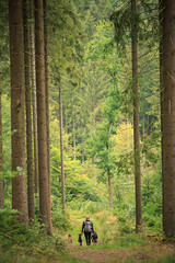 Little Ones (Michael Angelo 77) Tags: woods eiffel germany walk vintagelens panagor135mmf28