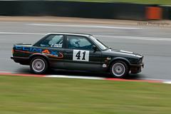 BMW 3 Series E30 (2) ({House} Photography) Tags: toyo tires racing saloons brands hatch uk kent fawkham race motor sport motorsport car automotive canon 70d housephotography timothyhouse bmw 3 series e30 german panning 70200 f4