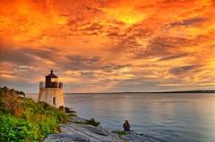 IMGP9632_3_4_easyHDR (Autumn four seasons) Tags: rhode island sea lighthouse newport newportmansion