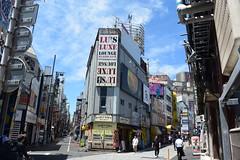 tokyo7270 (tanayan) Tags: urban town cityscape tokyo japan nikon v3 東京 日本 road street alley kanda 神田