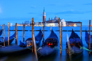 ABM (Another Blue Monday) / Evening in Venice