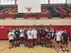 Jersey Day for 'Crazy Olympics'
