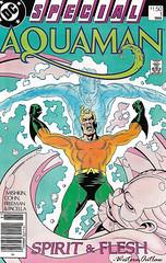 Aquaman Special 1 1988 (WesternOutlaw) Tags: aquaman aquamancomic dc dccomics atlantis blackmanta arthurcurry