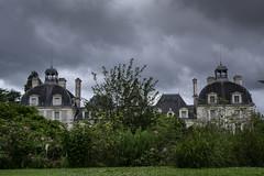 Cheverny entre terre et ciel (flotographe13) Tags: cheverny château loire châteaux de la castle france
