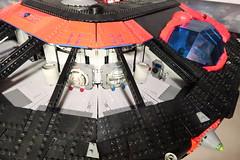 Corridor (DJ Quest) Tags: lego spyrius space ship moc