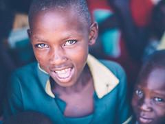 Photo of the Day (Peace Gospel) Tags: children kids cute adorable smiles smiling smile happy happiness joy joyful peace peaceful hope hopeful thankful grateful gratitude education school uniforms students empowerment