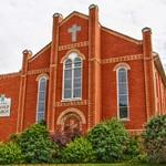 Elora Ontario - Canada  - Elora United Church  - Heritage Building thumbnail