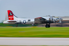 DSC_1059 (CEGPhotography) Tags: 2018 reading ww2 ww2weekend wwii wwiiweekend airshow midatlanticairmuseum pa history b17g b17 yankeelady bomber flyingfortress