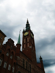 Gdansk (livsillusjoner) Tags: gdansk poland polska polen outside outdoor buildings architecture panasoniclumix lumix sky skies