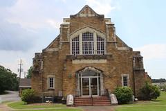 First Baptist Church, Theodore (MJRGoblin) Tags: theodore alabama mobilecounty church 2018