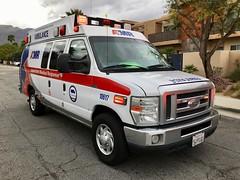 AMR (Squad 37) Tags: ambulance amr ems paramedic ford leader