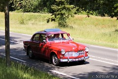 1965 Volvo Amazon (NielsdeWit) Tags: nielsdewit oldtimer event lienden amerongen driving car vehicle classic fn8873 volvo amazon p 12194