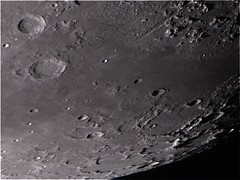 Moon Closeup (NikulSuthar) Tags: moon crater montesalpesmountains aristoteles eudoxus telescope astronomy astrophotography schmidtcassegrain zwo eqmod sharpcap