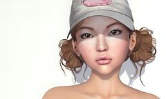Mi-Cha (Alea Lamont) Tags: ndmd asian skins chinese women korean girls japanese teenager shapes lelutka chloe bento head