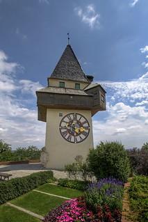 Uhrturm / Graz