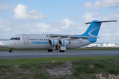 VH-NJP Cobham Aviation Avro 146 RJ100 (johnedmond) Tags: perth ypph westernaustralia cobham avro rj100 australia aviation aircraft aeroplane airplane airliner plane sel55210 55210mm ilce3500 sony