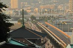 The Path to Enoshima Island (seiji2012) Tags: 江の島 桟橋 江の島大橋 藤沢市 片瀬海岸 片瀬江ノ島 bridge fujisawa