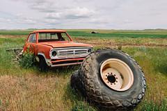 Cast Away (Pedalhead'71) Tags: abandoned landscape palouse rural truck washington whitmancounty