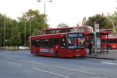 Go Ahead London General SE201 (YY14WDW) on Route 170 (hassaanhc) Tags: alexander dennis adl enviro enviro200 e200 goaheadlondon goaheadgroup goahead