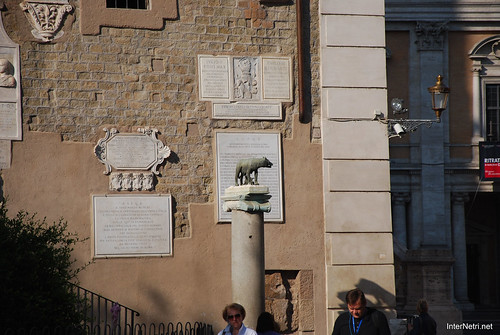Римська вовчиця, Рим, Італія InterNetri.Net 217