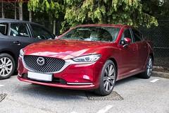 2018 Mazda 6 Facelift (Calum's 999 & Transport Photography) Tags: mazda