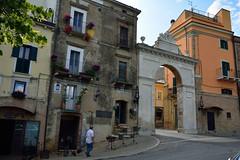 DSC_7349_4720- Guardiagrele : Porta San Giovanni - (angelo appoloni) Tags: abruzzo guardiagrele porta san giovanni artigianato lavori rame e ferro battuto crafts worksincopperandwroughtiron